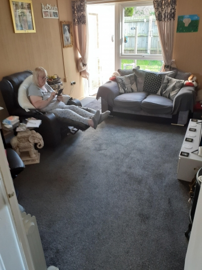 1 bed bungalow