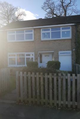 Large double 2 bed house