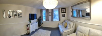 2 bed, flat Central Brighton